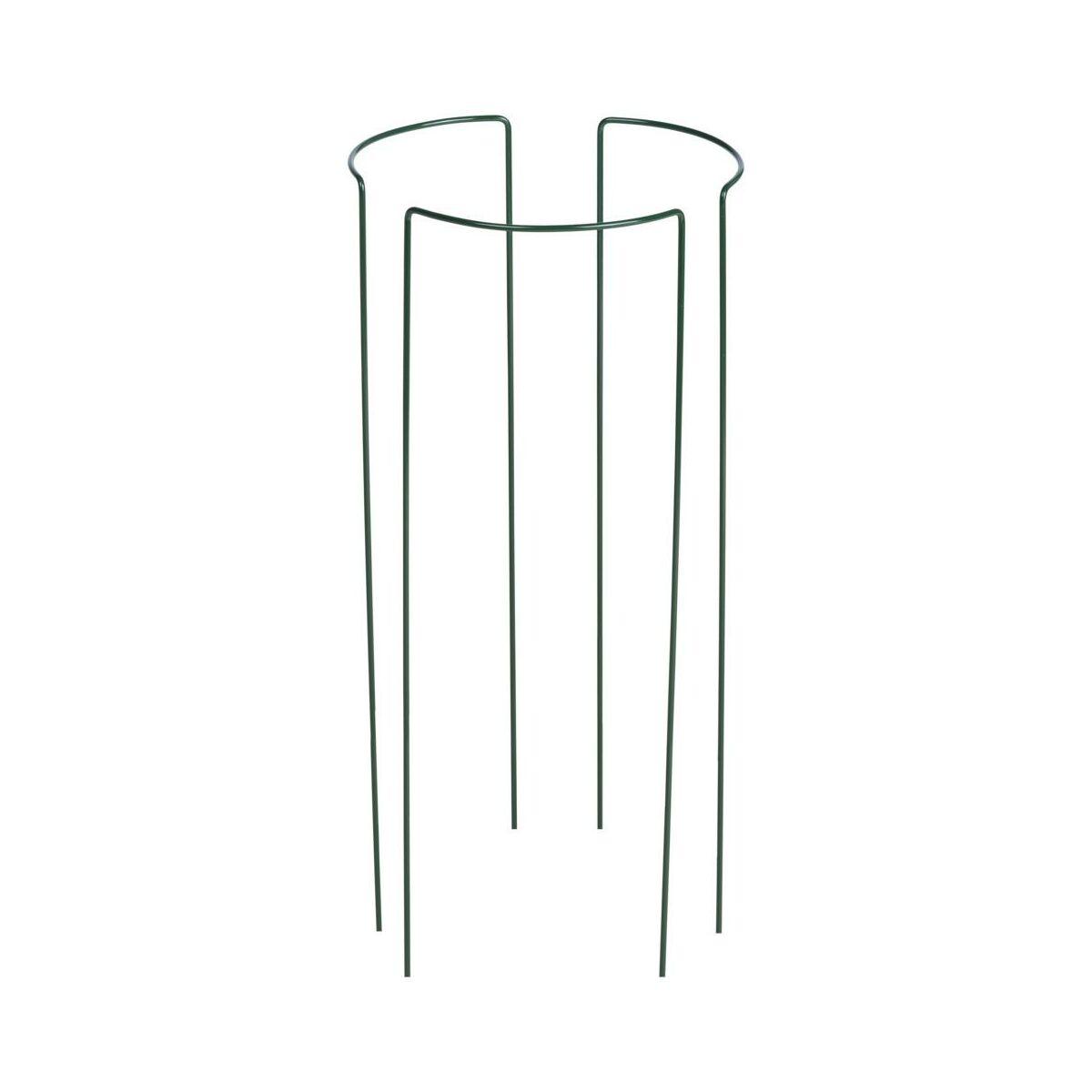 Podpora Metalowa Do Roslin 60 X 20 Cm Elgarden Podporki Wiazadla Do Roslin W Atrakcyjnej Cenie W Sklepach Leroy Merlin