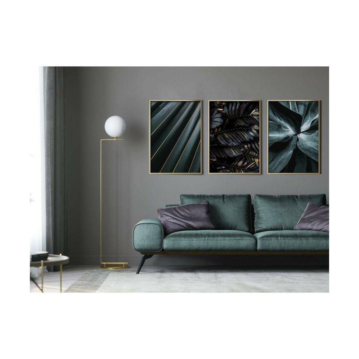 Obraz Feather 50 X 70 Cm Obrazy Kanwy W Atrakcyjnej Cenie W Sklepach Leroy Merlin