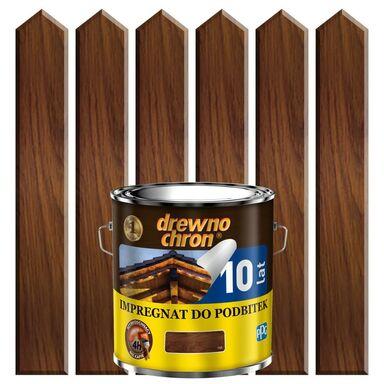Impregnat do drewna DO PODBITEK 4.5lDąb DREWNOCHRON