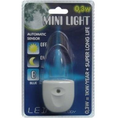 Lampka nocna do kontaktu MINI LIGHT PREZENT