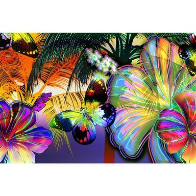 Fototapeta COLOR FLOWERS 70.5 x 104 cm