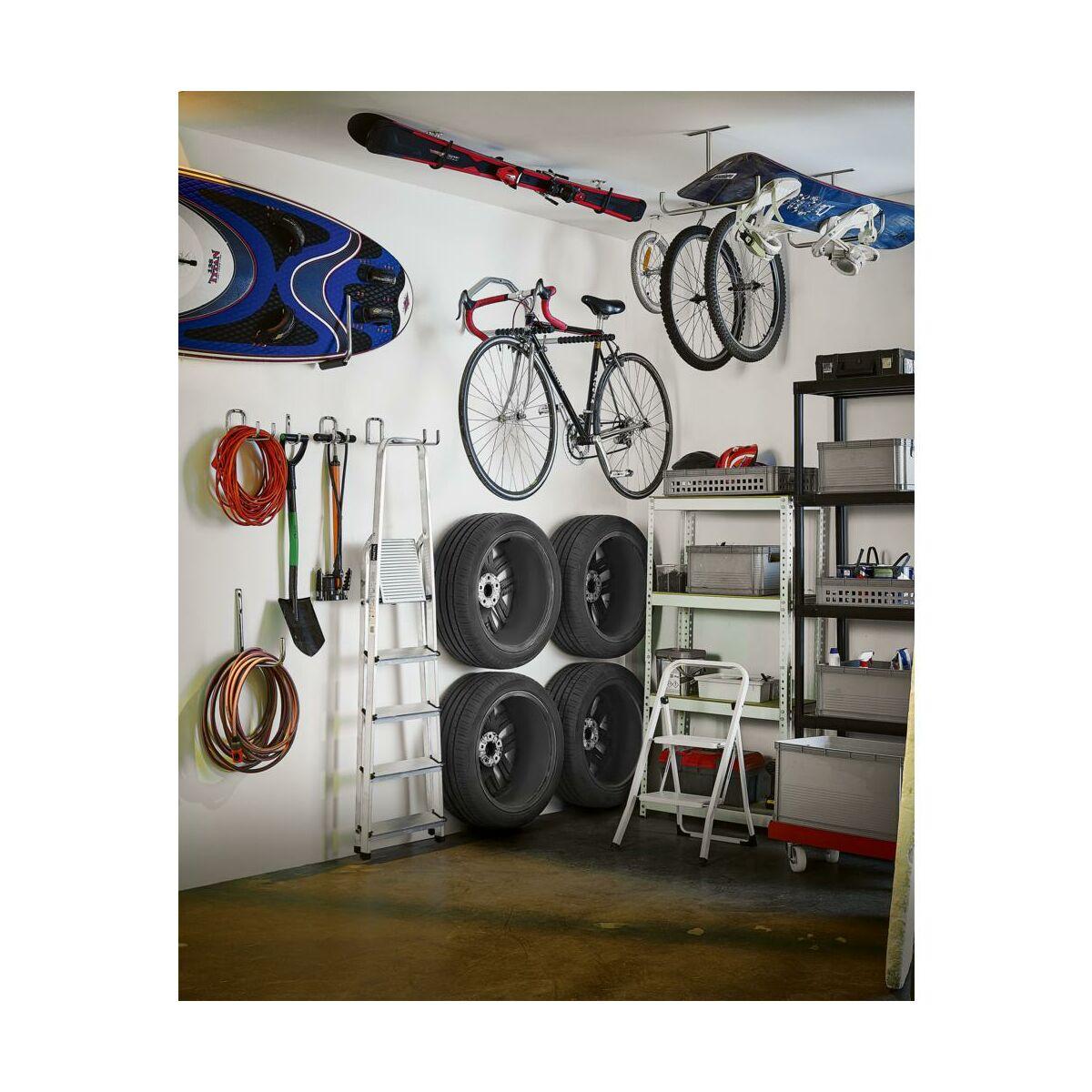 Uchwyt Na Rowery 40 Kg Haki I Organizery Scienne W Atrakcyjnej Cenie W Sklepach Leroy Merlin