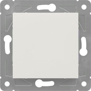 Włącznik pojedynczy schodowy EDG1006W  biały  LEXMAN
