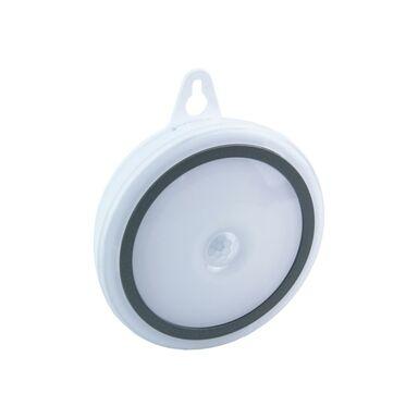 Lampka LED na baterie ML7000PIR z czujnikiem ruchu i zmierzchu biała DPM