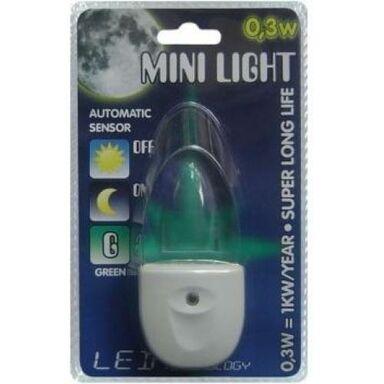 Lampka nocna do kontaktu MINI LIGHT PREZENT