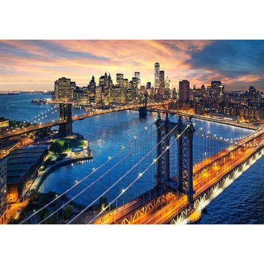 Kanwa ARTLIGHT BROOKLYN BRIDGE 70 x 100 cm