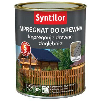 Impregnat do drewna 0.7 l Sosna SYNTILOR