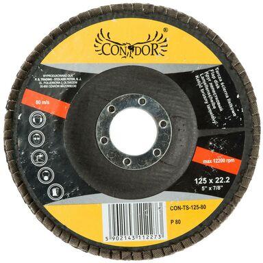 Ściernica CON-TS125-80 CONDOR
