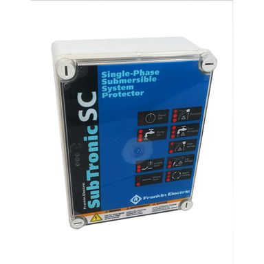 Zabezpieczenie jednofazowych silników głębinowych SUBTRONIC 1100W FRANKLIN ELECTRIC