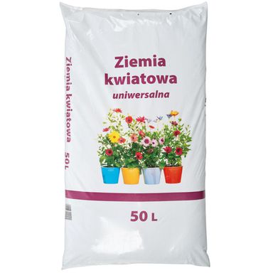 Podłoże kwiatowe 50 l