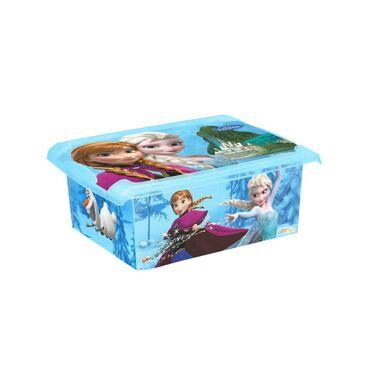 Pojemnik FASHION-BOX FROZEN 10 L 39 x 29 x 14 cm OKT
