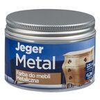Farba do mebli METAL 125 ml Stare złoto Metaliczna JEGER