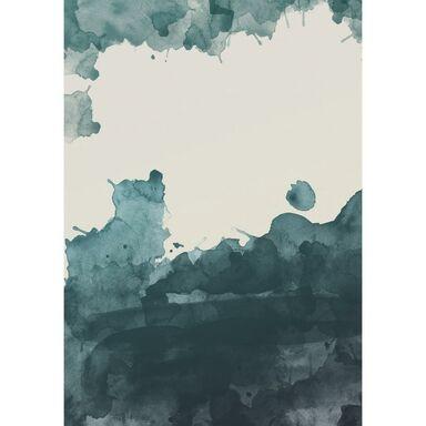 Kanwa ZIELONA AKWARELA 70 x 100 cm
