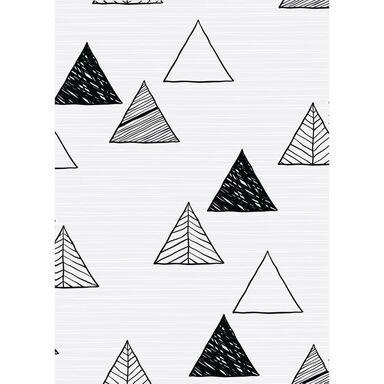 Kanwa Scandi Trójkąty 50 x 70 cm