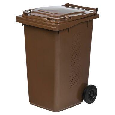 Pojemnik na odpady biodegradowalne MGB - BIO 240L brązowy ESE