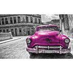 Kanwa Auto Kuba 100 x 75 cm