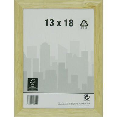 Ramka na zdjęcia NATURAL WOOD 13 x 18 cm drewniana INSPIRE