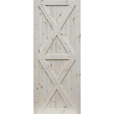 Skrzydło drzwiowe drewniane LOFT XX 70 Prawe RADEX