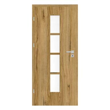Skrzydło drzwiowe pokojowe Mila Dąb catania 90 Lewe Nawadoor