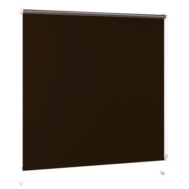 Roleta zaciemniająca BLACKOUT 68 x 220 cm brązowa INSPIRE