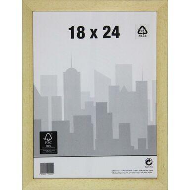 Ramka na zdjęcia NATURAL WOOD 18 x 24 cm drewniana INSPIRE