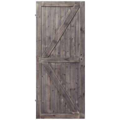 Skrzydło drzwiowe drewniane LOFT II 70 Lewe RADEX