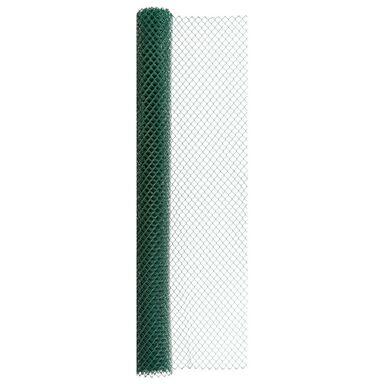 Siatka ogrodzeniowa pleciona SOC PVC 200cm x 10m ARCELOR MITTAL