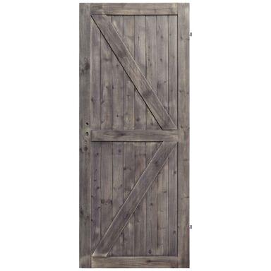 Skrzydło drzwiowe LOFT II  70 Prawe RADEX