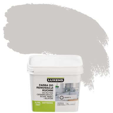 Farba renowacyjna DO KUCHNI 0.75 l Granit 6 LUXENS