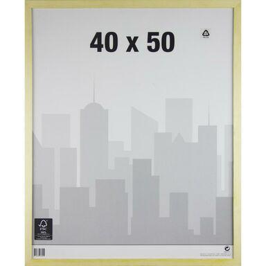 Ramka NATURAL WOOD 40 x 50 cm