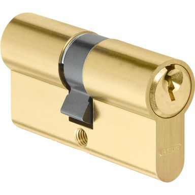 Wkładka drzwiowa podłużna E45MM 30 x 35 mm ABUS