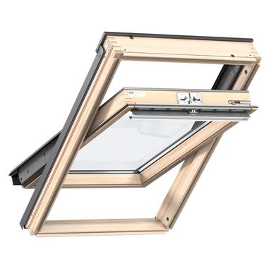 Okno dachowe VELUX, 3-szybowe, 78 x 140 cm