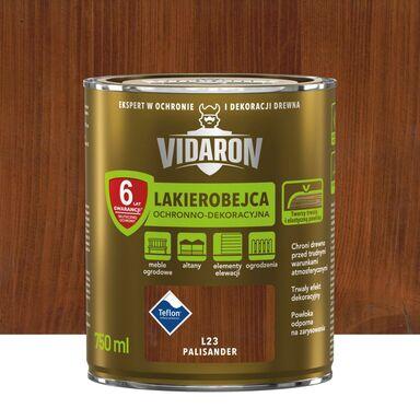 Lakierobejca Ochronno-dekoracyjna 0.75 l Palisander Vidaron