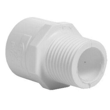 Złączka PVC KW1'' - GZ1'' USTM