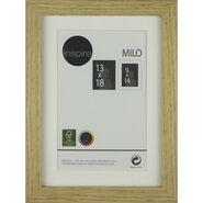 Ramka na zdjęcia MILO 13 x 18 cm dąb MDF INSPIRE
