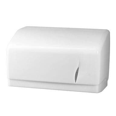 Podajnik na ręczniki papierowe w rolce BIAŁY BISK