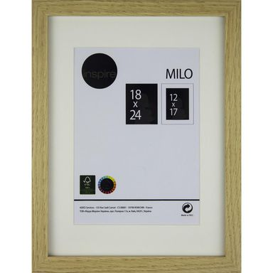 Rama MILO 18 x 24 cm  INSPIRE