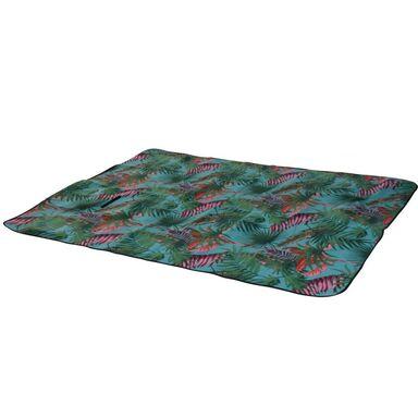 Koc piknikowy LEAVES 150 x 200 cm mix kolorów