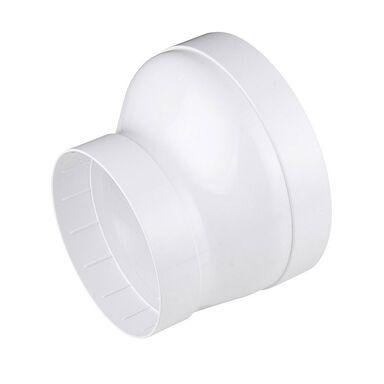 Redukcja kanału wentylacyjnego okrągłego OKRĄGŁA 200 / 150 mm EQUATION