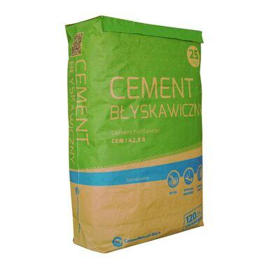 Cement błyskawiczny CEM I 42,5 R 25 kg ODRA OPOLE