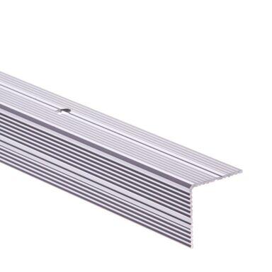 Profil schodowy OBUSTRONNIE RYFLOWANY  dł. 180 cm  EASY LINE