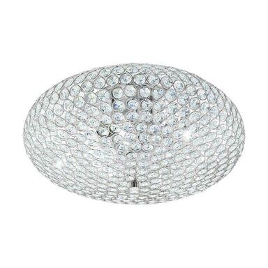 Lampa sufitowa CLEMENTE transparentna E27 EGLO