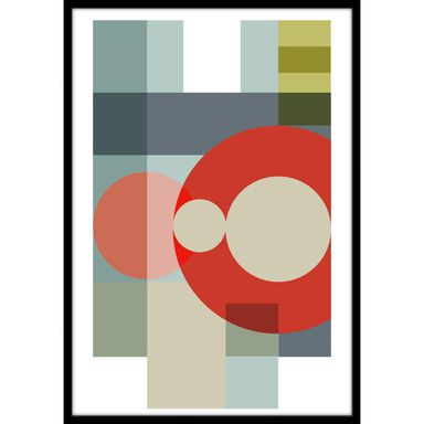 Kanwa GEOMETRIA 70 x 100 cm