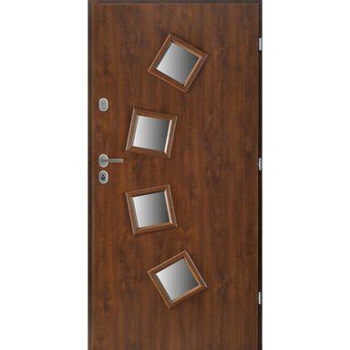 Drzwi wejściowe KOLONIA 90Prawe LOXA