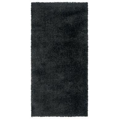 Dywan NEW TOUCH czarny 70 x 140 cm wys. runa 40 mm IZRAEL