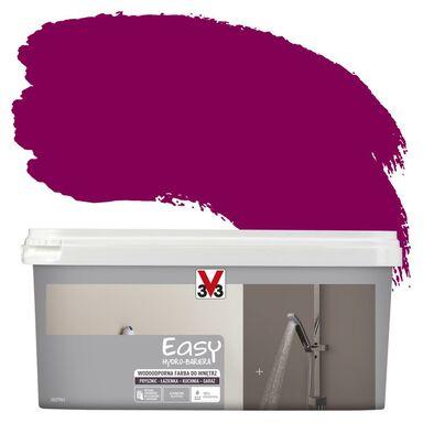 Farba wodoodporna EASY HYDRO-BARIERA 2 l Amarantowy V33