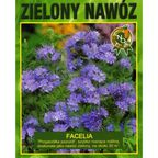 Nasiona kwiatów ZIELONY NAWÓZ 50 gFacelia