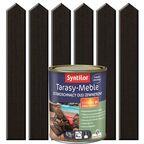 Olej do mebli ogrodowych i tarasów 0,75 l SYNTILOR