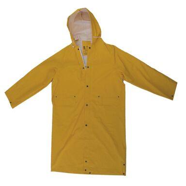 Płaszcz przeciwdeszczowy z kapturem  r. L  BHP-EXPERT