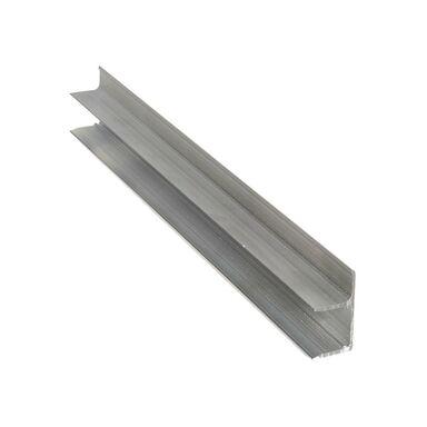 Profil zamykający F do płyt z poliwęglanu komorowego 10 mm 2.1 mb